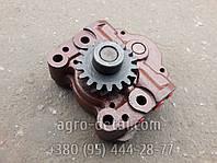 Насос масляный Д21-1403010Б двигателя Д21 трактора Т25, фото 1