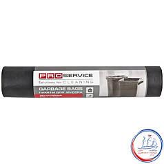 Мешки для мусора HD 160 л.,10шт/уп. Сверхпрочные 110*105 - ТМ PRO Service