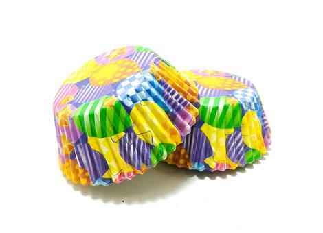 Тарталетки бумажные Шарики 5х3 см 1000 шт