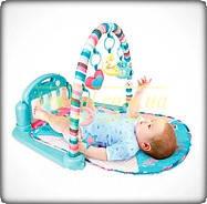 Мягкий коврик для крошки-малыша