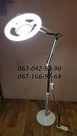 Лампа кольцевая для тату, ресничек, шугаринга, бровей , визажиста, фото 1