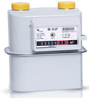 Газовый счетчик Эльстер BK-G1,6 МT Elster ВК 1.6 M т с термокомпенсацией