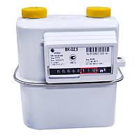 Газовый счетчик Elster BK-G2,5T Эльстэр ВК 2.5 т с термокомпенсацией  без КМЧ