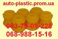 Втулки реактивной тяги малые ВАЗ 2101, 2102, 2103, 2104, 2105, 2106, 2107, Нива полиуретан