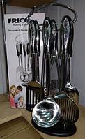 Кухонный набор на стойке FRICO FRU-581 (7 предметов)