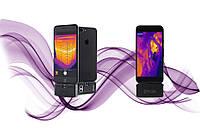 Компания FLIR представила новую бюджетную тепловизионную камеру для планшетов и смартфонов FLIR ONE Pro LT