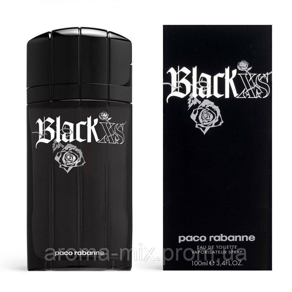 Paco Rabanne Black XS - мужская туалетная вода