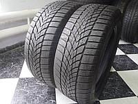 Шины бу 225/55/R16 Dunlop Sp Winter Sport 4D Ran on Flat Зима 6,79мм 2015г  205/215/225/55/60/65