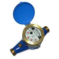 Счетчик воды многоструйный Gross MNK 1/2 15 мм мокроход  без КМЧ