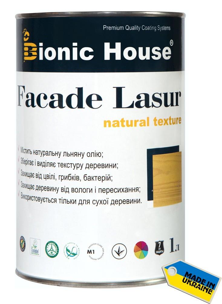 Bionic House Facade lasur 1л