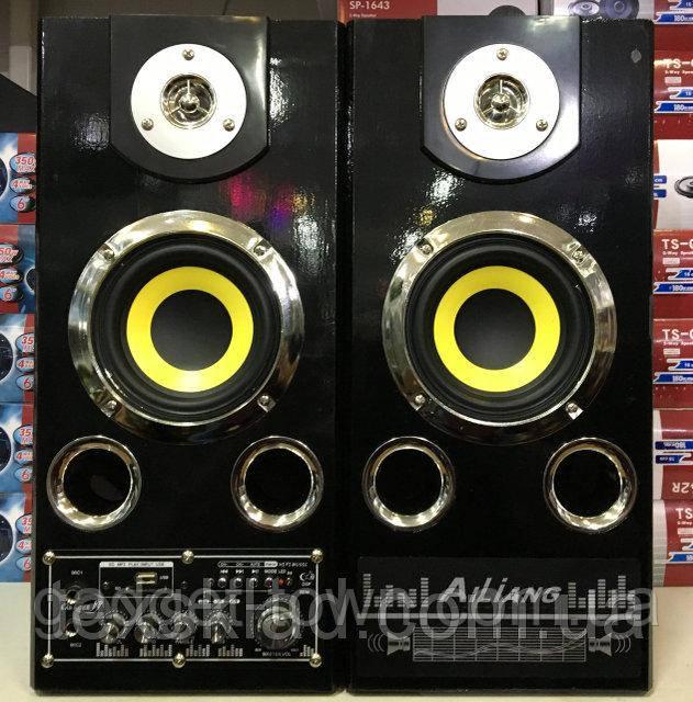 Комплект акустики Ailiang 8100-DT (USB/FM/Bluetooth/Радио)