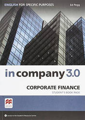In Company 3.0 ESP Corporate Finance Student's Pack