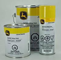 Оригинальная желтая краска John Deere
