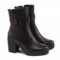 Ботинки из натуральной кожи. Ботинки женские зима. Стильные ботинки женские. Обувь женская зима. Ботинки.