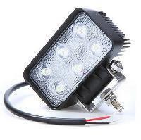 LED Фара робочого світла 18W/60 L0099F (JFD-1046) (Poland), фото 2