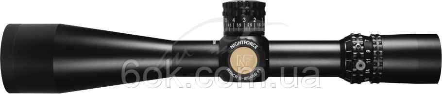 Прицел Nightforce ATACR 5-25x56 F1 ZeroS 0.1Mil сетка Mil-R с подсветкой