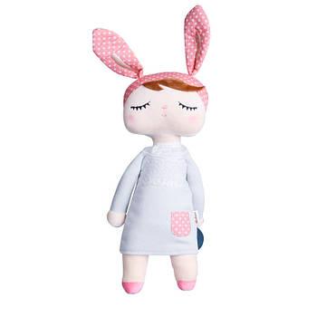 Мягкая кукла Angela Gray, 34 см Metoo