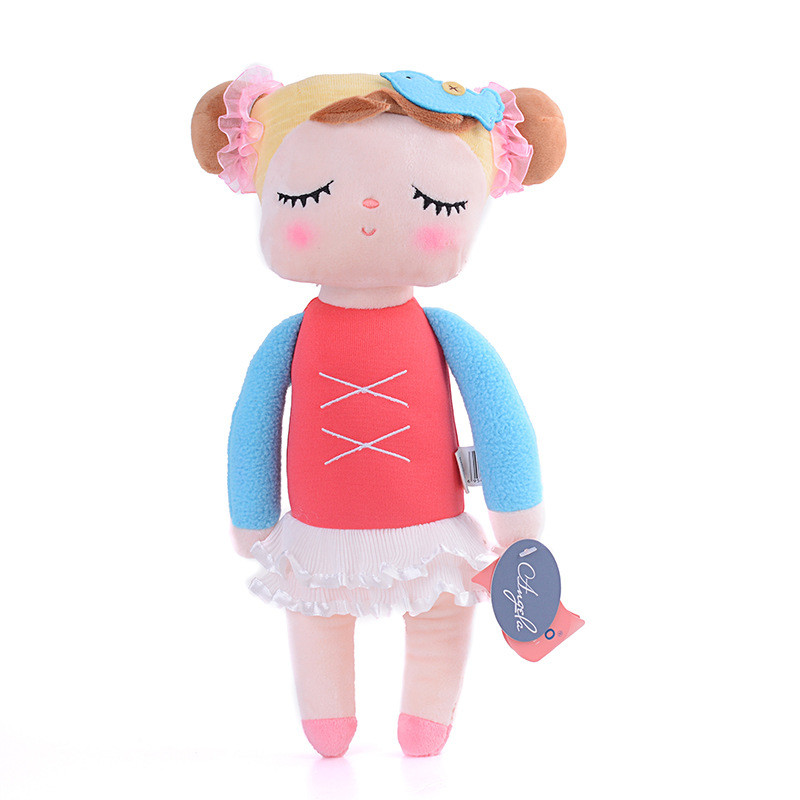 Мягкая кукла Angela Ballerina, 34 см Metoo