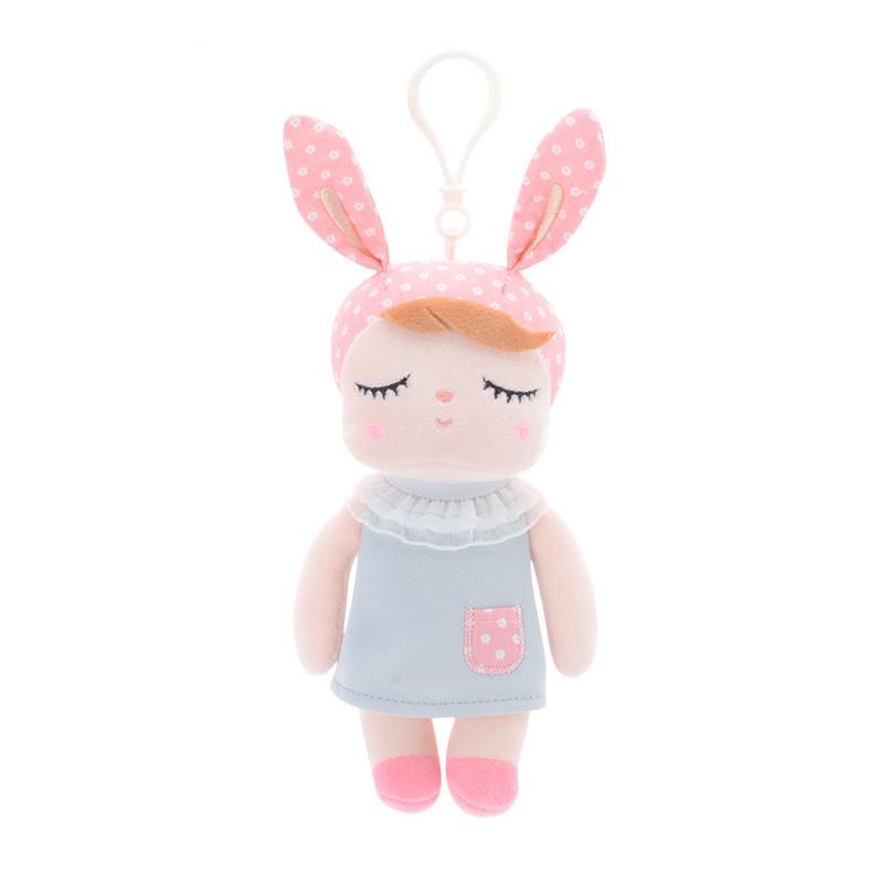 Мягкая кукла - подвеска Angela Gray, 18 см Metoo