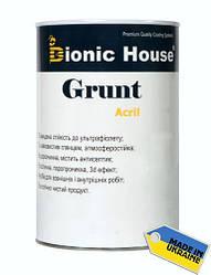 Bionic House Grunt лак 1л