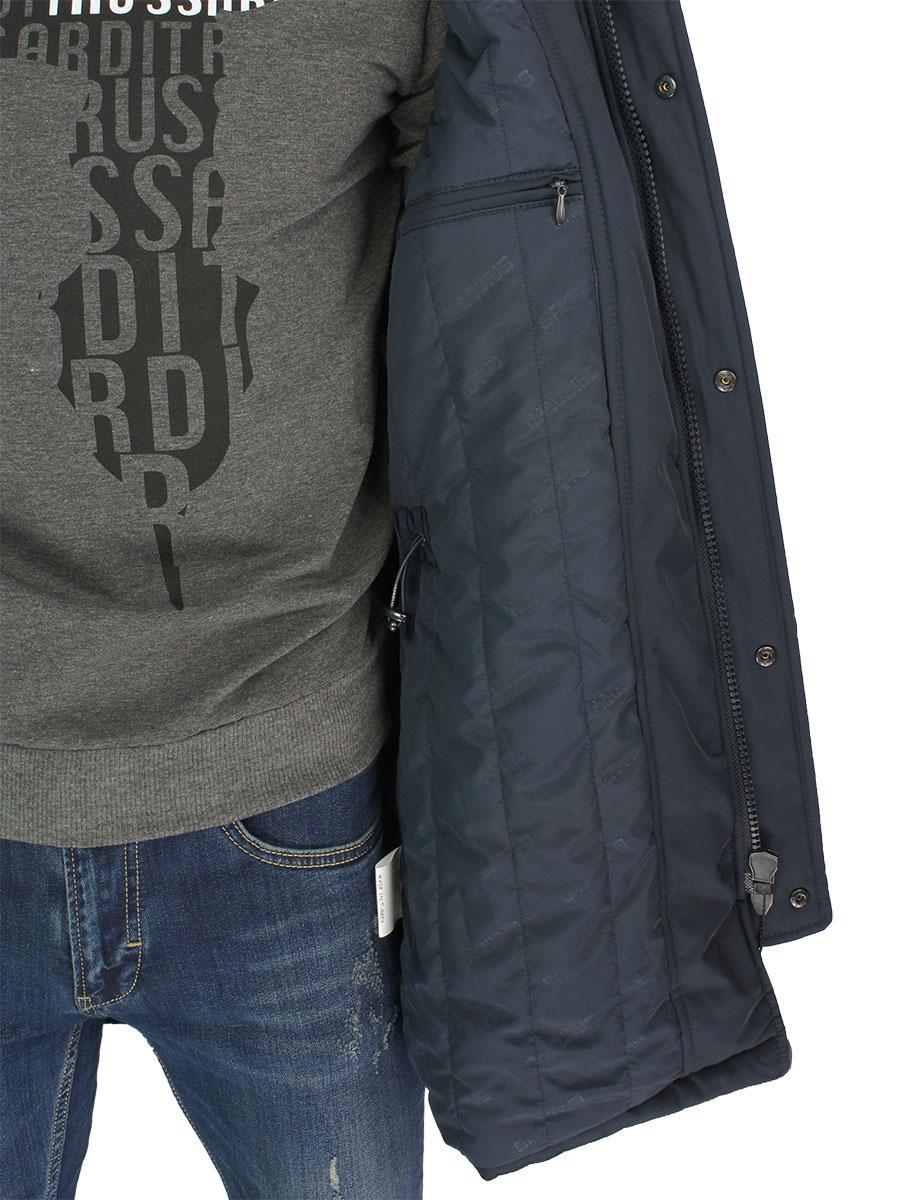 Темно-синяя Мужская Зимняя Куртка Santoryo WK 8259 C-Inter Lacivert ... 5b28b36a03fba