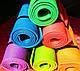 """Фитнес-каремат (коврик), толщиной 8 мм""""Аэробика XL"""" для занятий танцами , йогой, фитнесом, аэробикой, спортом., фото 9"""