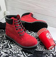 Timberland 6-inch red (реплика)