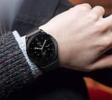 Миланский сетчатый ремешок для часов Samsung Galaxy Watch 42 mm (SM-R810) - Black, фото 8