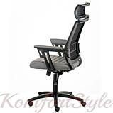 Кресло Monika grey, фото 3