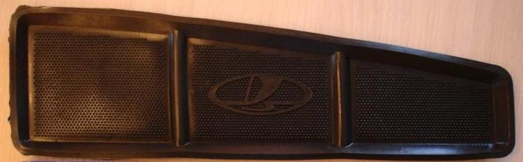 Коврик на торпеду ВАЗ 2108-099 высокая панель ЧЕРНЫЙ