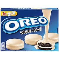 Печенье OREO White Choc