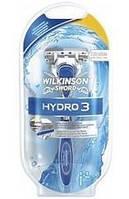 Станок для бритья Wilkinson Sword - Schick Hydro 3 + 1 картридж