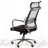 Кресло Amazing black, фото 4