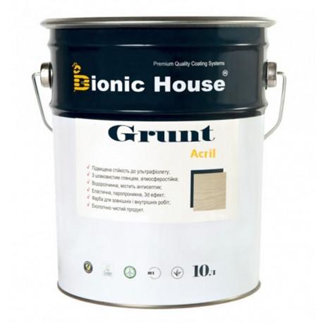 Bionic House Grunt лак 10л