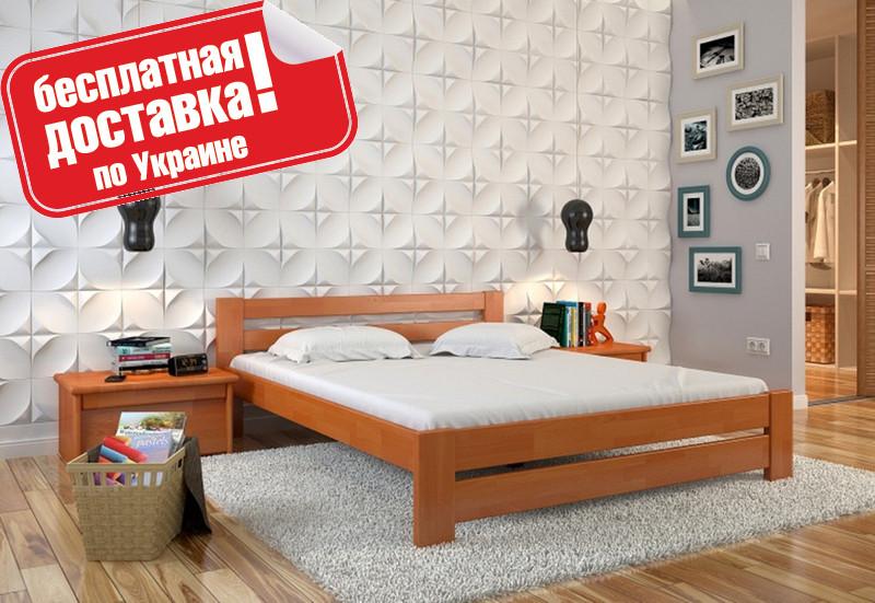 Кровать деревянная Симфония Arbor