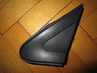 Накладка зеркала левая (Уголок зеркала) mr462051 Mitsubishi Lancer 9 (CS/Classic) 2003-2006 , фото 1