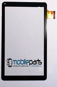 """Оригинальный Сенсор (Тачскрин) для планшета 10.1"""" Jeka JK-103 3G 50pin (257x146mm) (Черный)"""