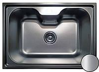 Кухонная мойка из нержавеющей стали глубокая 60*43*19,5 см Galati Bella Satin