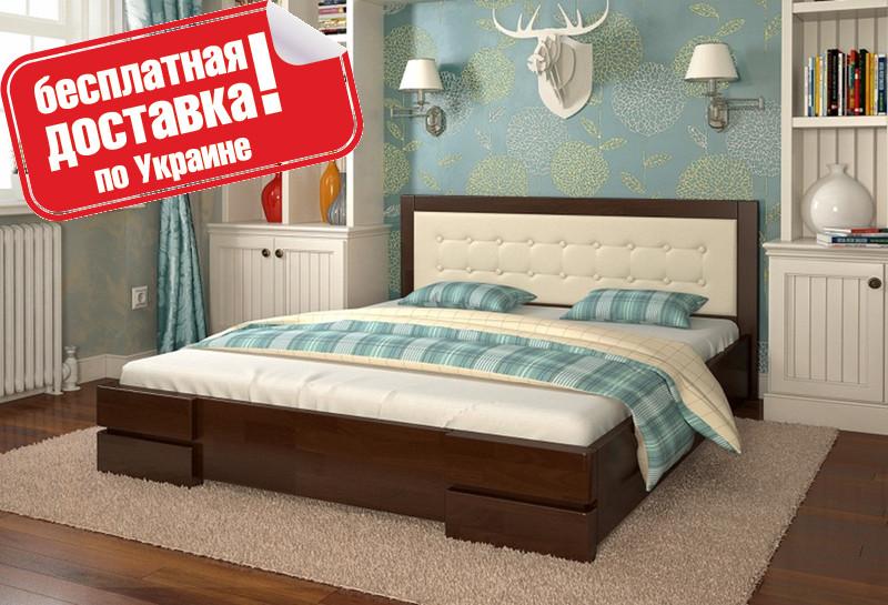 Кровать деревянная Регина Arbor