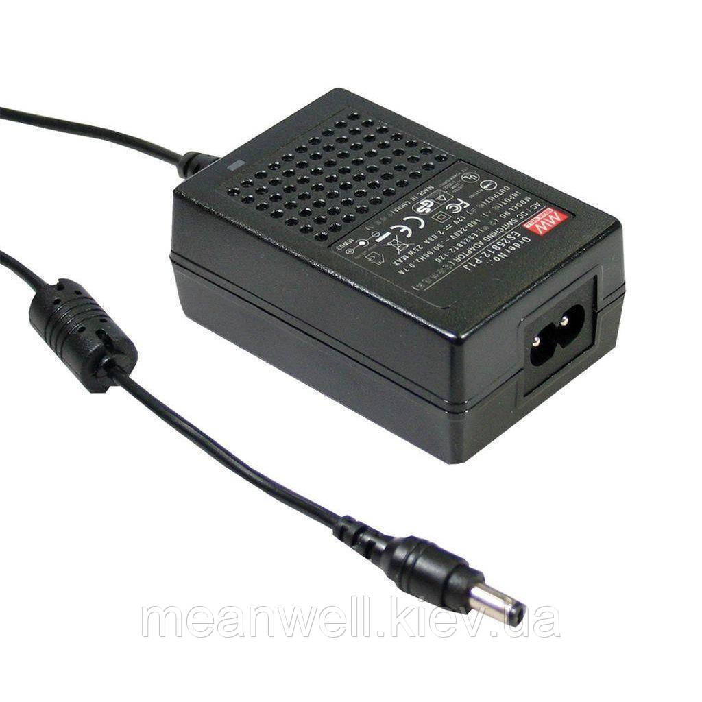 GST25B48-P1J AC DC адаптер питания 48В, 0,52А Mean Well