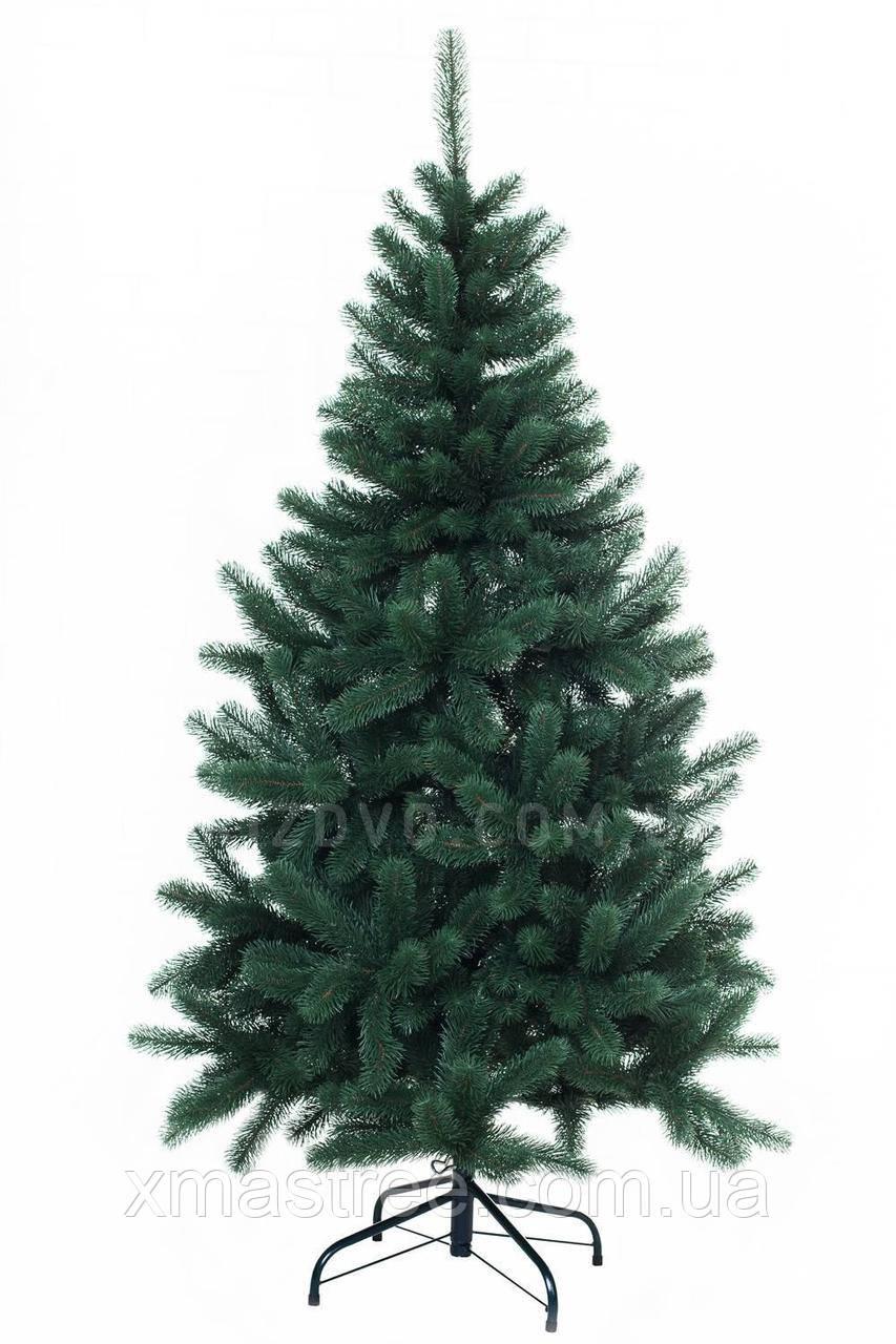 Новогодняя искусственная елка литая Люкс 150