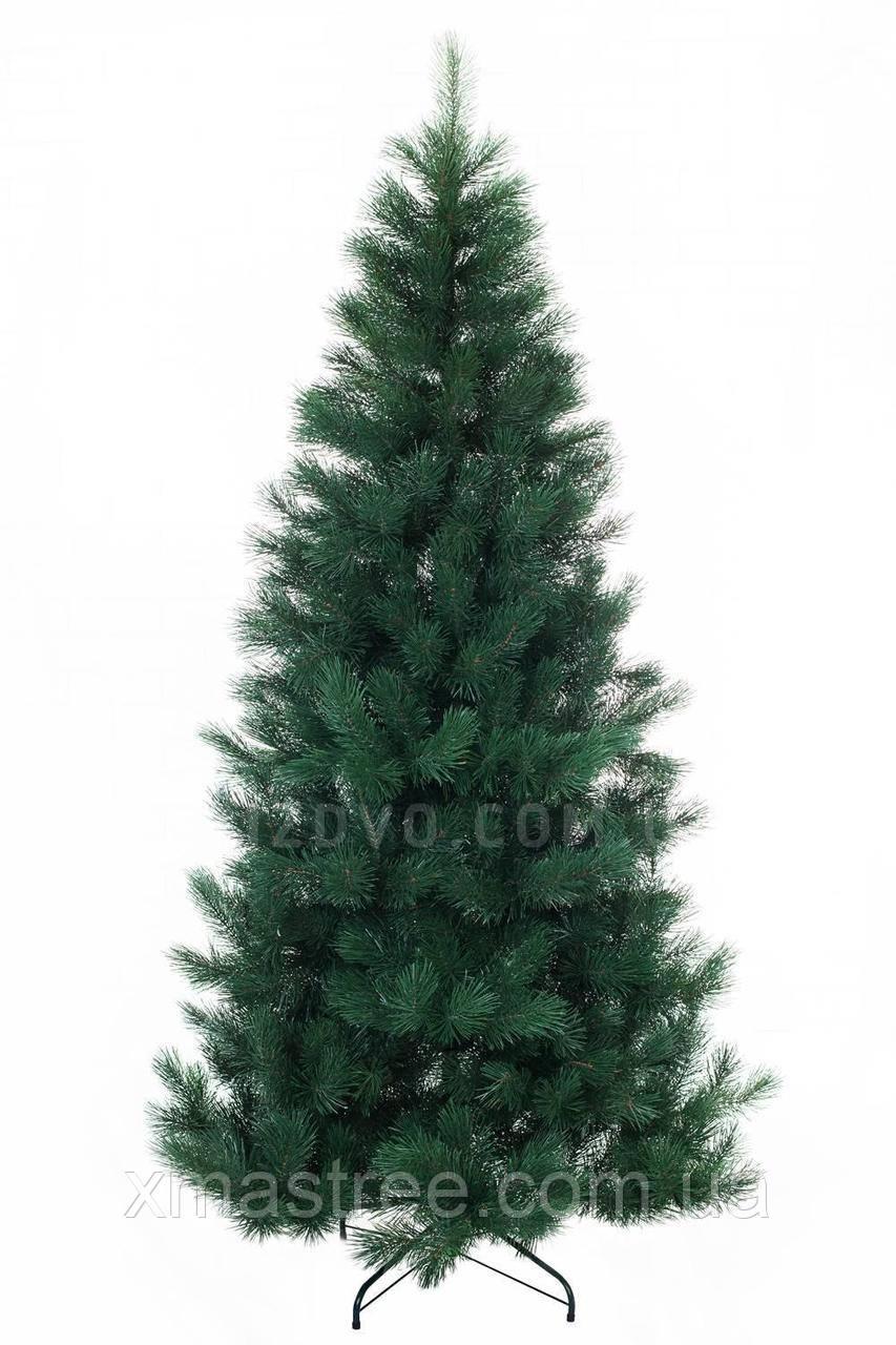Искусственная елка сосна литая Царская 220 см