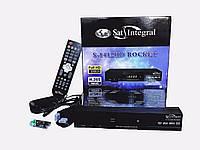 Спутниковый ресивер Sat-Integral S-1412 HD Rocket NEW