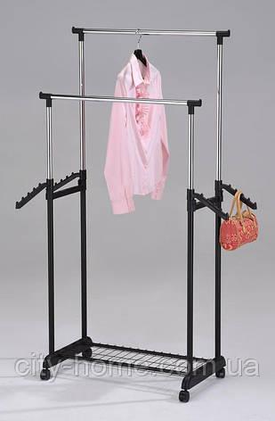 Стойка для одежды передвижная 4580, фото 2