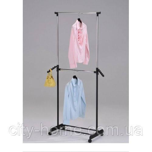 Стойка для одежды одинарная 4576