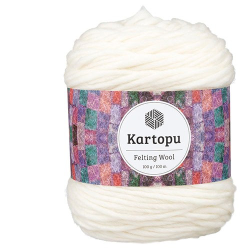 Kartopu Felting Wool K1024