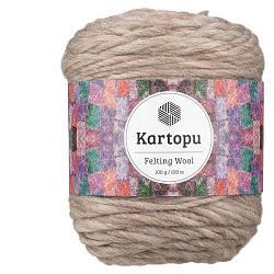 Kartopu Felting Wool K1893