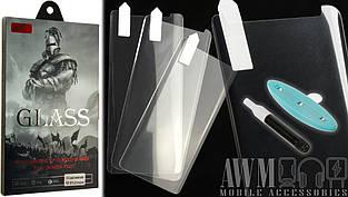 """Защитное стекло 3D """"UV"""" для Samsung Note 8 (Прозрачное)"""