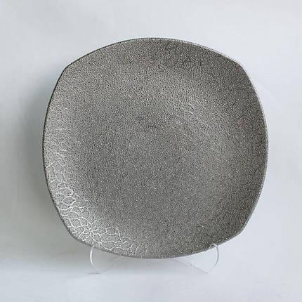 """Тарелка керамическая для фруктов """"silver b"""" (SK-4130), фото 2"""