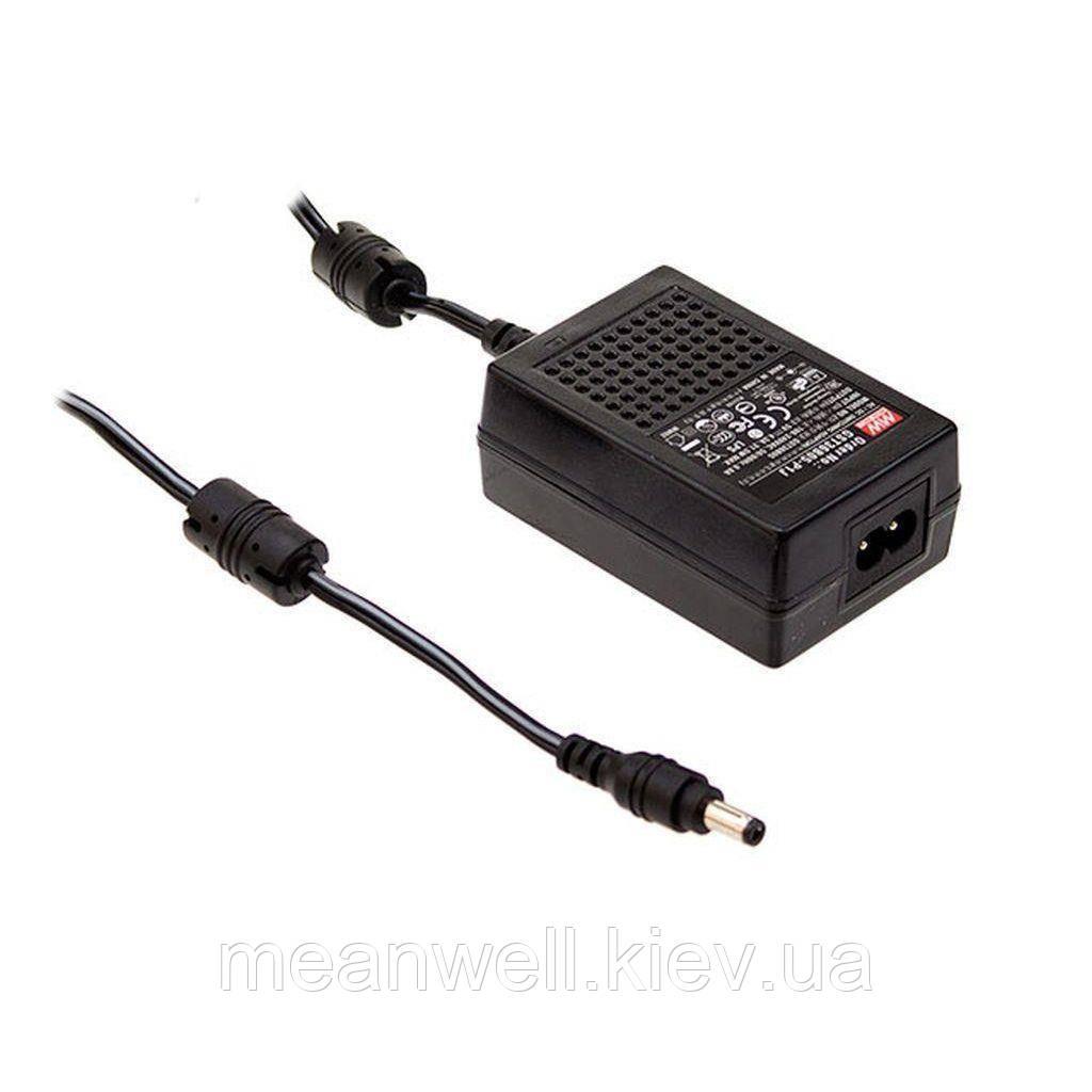 GST36B24-P1J AC DC адаптер питания 24В, 1,5А Mean Well